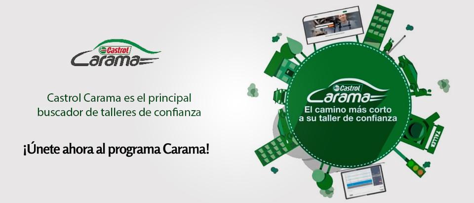 Talleres Castrol Carama